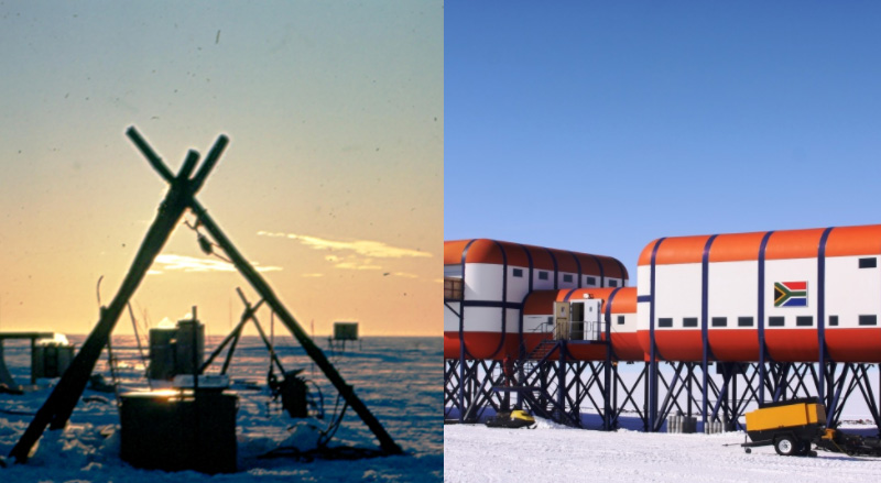 SANSA Atlantic Base