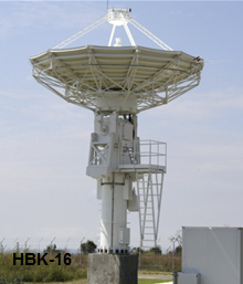 HBK-16 Satellite