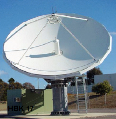 HBK-17 Satellite