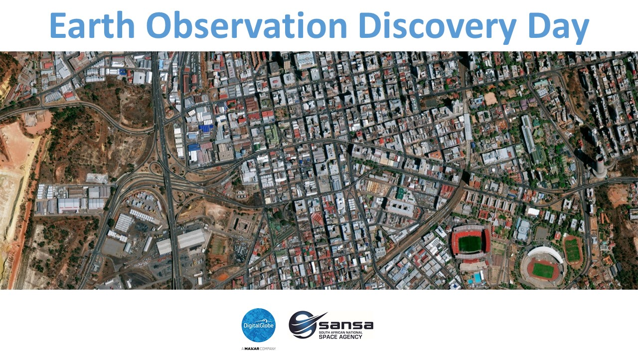 Earth Observation Discovery Day