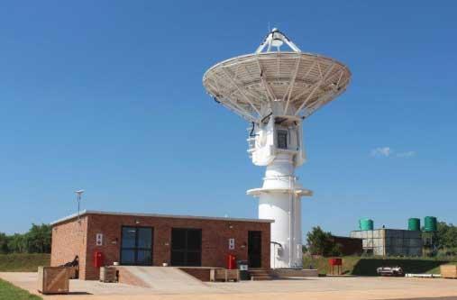 CNES Antenna