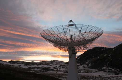 EISCAT Antenna