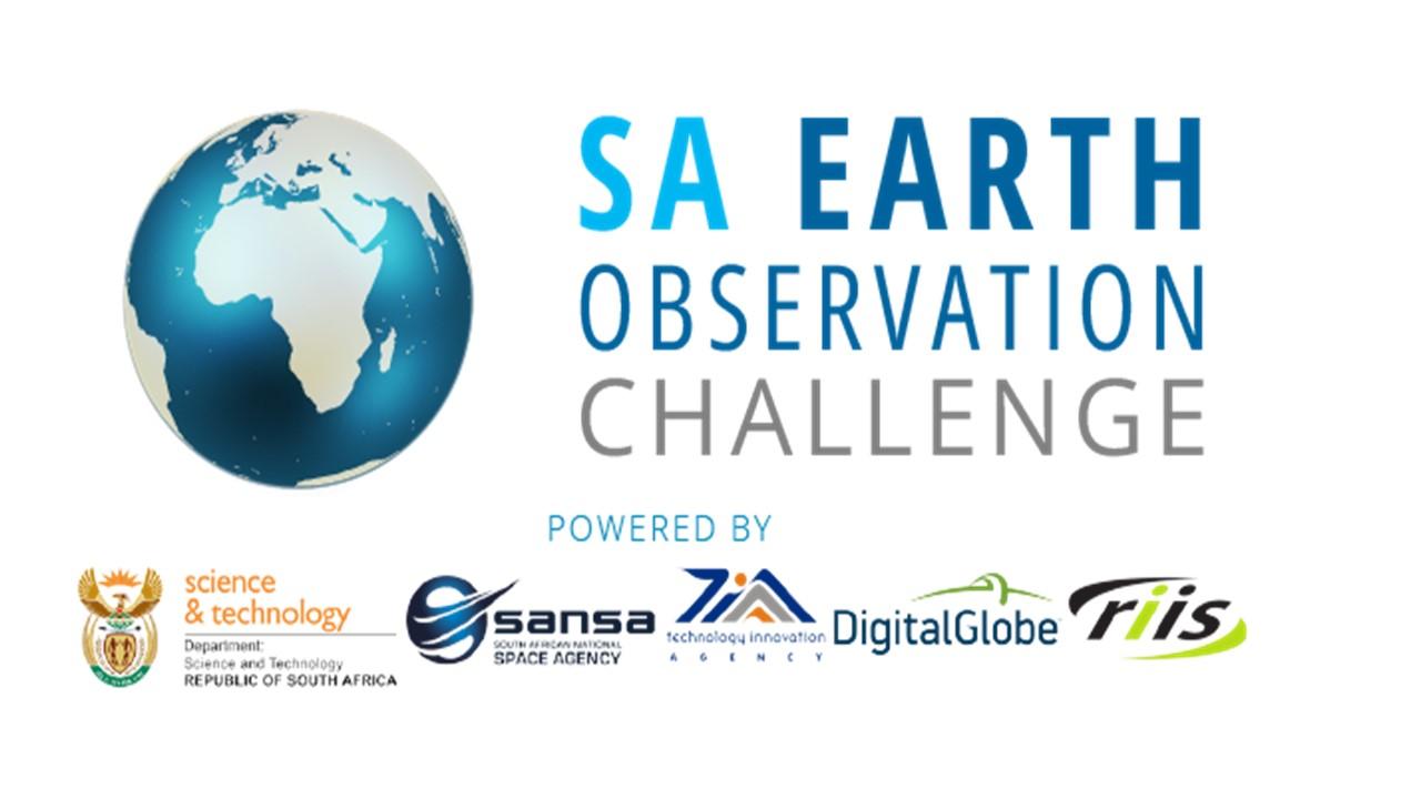 Earth Observation Challenge logo