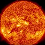 The Sun: Burning Hot