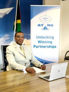 ATNS CEO, Dumisani Sangweni